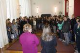 Jóvenes Comenius de cinco nacionalidades hacen turismo en la ciudad