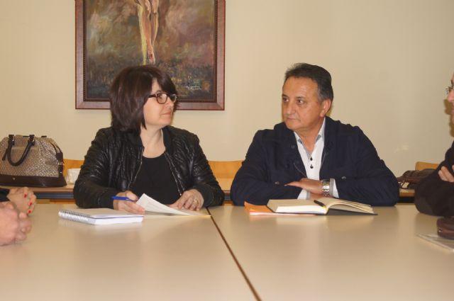 El Ayuntamiento y el Ilustre Cabildo Superior de Procesiones ya trabajan en los preparativos de la Semana Santa del 2014, Foto 4