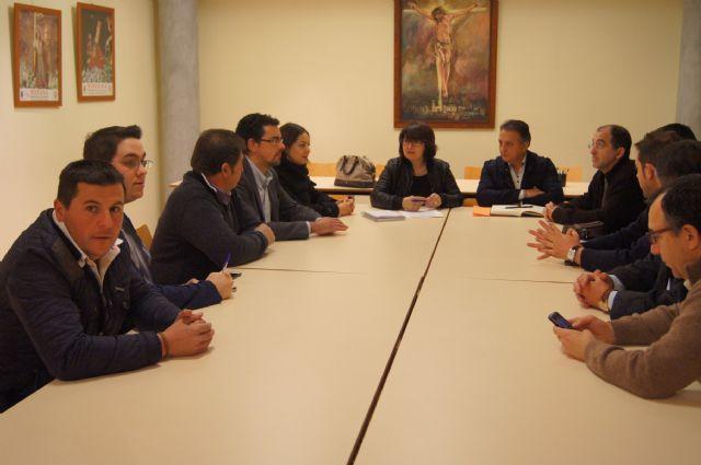 El Ayuntamiento y el Ilustre Cabildo Superior de Procesiones ya trabajan en los preparativos de la Semana Santa del 2014, Foto 6