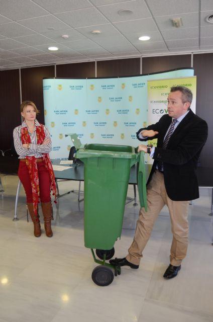 Medio Ambiente y Ecovidrio impulsan el reciclado de vidrio en la hostelería del municipio - 1, Foto 1