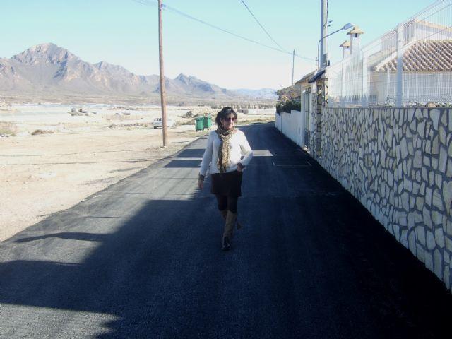 Desarrollo Rural invierte 130.000 euros en la mejora de varios caminos en pedanías - 1, Foto 1