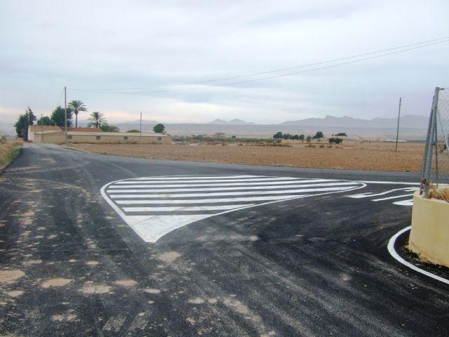 Desarrollo Rural invierte 130.000 euros en la mejora de varios caminos en pedanías - 2, Foto 2