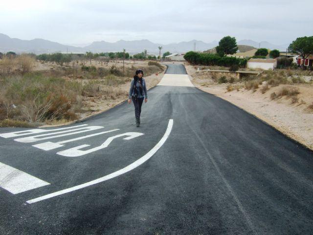 Desarrollo Rural invierte 130.000 euros en la mejora de varios caminos en pedanías - 3, Foto 3