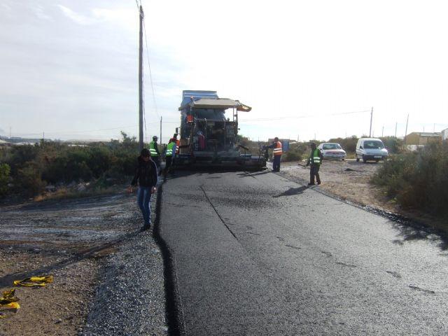 Desarrollo Rural invierte 130.000 euros en la mejora de varios caminos en pedanías - 4, Foto 4