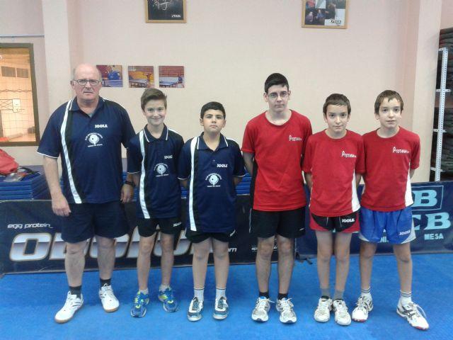 Este fin de semana doble enfrentamiento entre los equipos de 3ª nacional y de D.H. autonómica de los clubes de Murcia y Totana, Foto 4