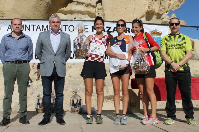 Juanjo Larrotcha y María del Mar Alonso se imponen en el I Cross-Trail Calas de Bolnuevo - 2, Foto 2