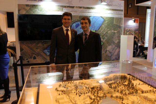 Alhama de Murcia estuvo presente en FITUR, Foto 1