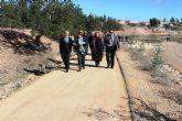 La CHS invierte 800.000 euros en la recuperación de la rambla de Peñas Blancas en Cartagena