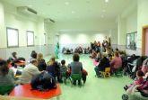 El Centro Municipal de Conciliación de Zarandona celebra su I Cuentacuentos