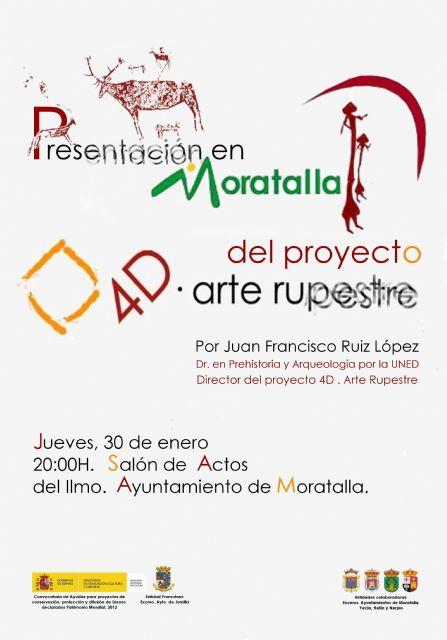 Presentación en Moratalla del proyecto 4D · Arte Rupestre - 1, Foto 1