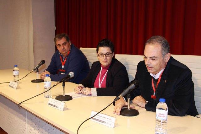 II jornadas regionales de formación Cruz Roja Alhama de Murcia, Foto 1