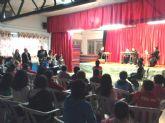Representación de un juicio realizado por alumnos del programa ´Educando en Justicia´
