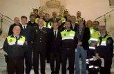 La UME-2 y el SUAP de Alcantarilla reciben un reconocimiento por parte del Ayuntamiento de esta localidad
