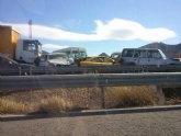 Servicios de Emergencia intervienen en accidente de tráfico ocurrido en A7 dirección Almería