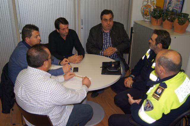 Policía Local y Guardia Civil incrementarán los dispositivos de seguridad a pie para la vigilancia de comercios y establecimientos hosteleros