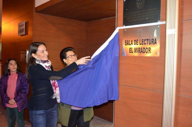 El Mirador estrena Sala de Lectura - 1, Foto 1