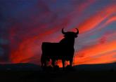Murcia recupera el Toro de Osborne en las carreteras de su región
