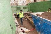 Comienzan las catas arqueológicas en la Plaza del Lago