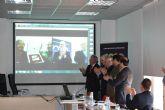 El Campus de Excelencia Mare Nostrum entrega en la Antártida una placa al Ejército
