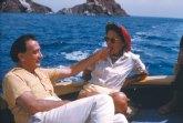 Una colección de imágenes de Robert Descharnes muestran la vida en Cadaqués de Dalí en el Museo Arqueológico de Murcia