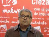 IU-Verdes propone la creación de un Banco Público de Tierras para paliar el desempleo en Cieza