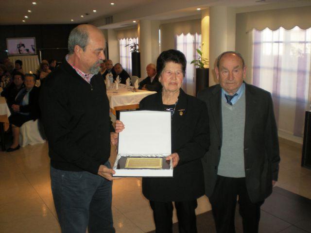 El Club de Pensionistas y Jubilados homenajea a José Jiménez y Lucía Fernández como socios de mayor edad - 3, Foto 3