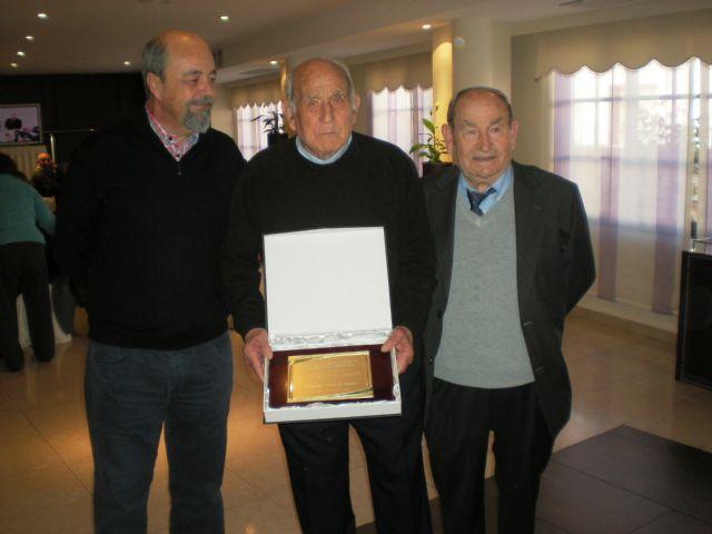 El Club de Pensionistas y Jubilados homenajea a José Jiménez y Lucía Fernández como socios de mayor edad - 4, Foto 4