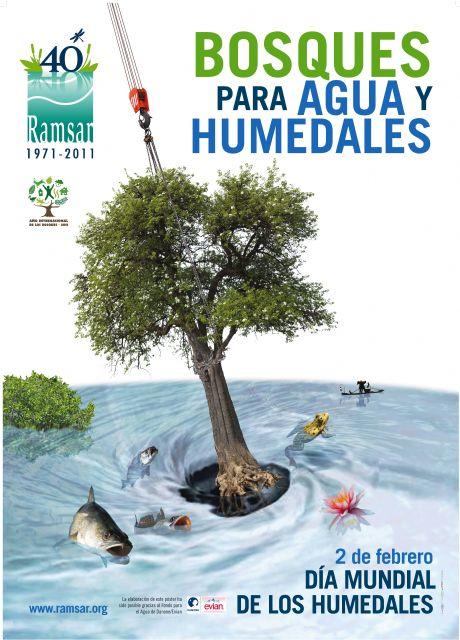 Las Lagunas de las Moreras celebran el Día Mundial de los Humedales este domingo 2 febrero - 1, Foto 1