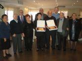 El Club de Pensionistas y Jubilados homenajea a Jos� Jim�nez y Luc�a Fern�ndez como socios de mayor edad