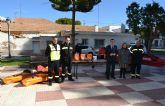 San Pedro del Pinatar aumenta la seguridad en playas con nuevas embarcaciones y desfibriladores