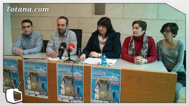 "The First Half Marathon Solidarity ""Ciudad de Totana"" to benefit AELIP be held on March 23, Foto 1"