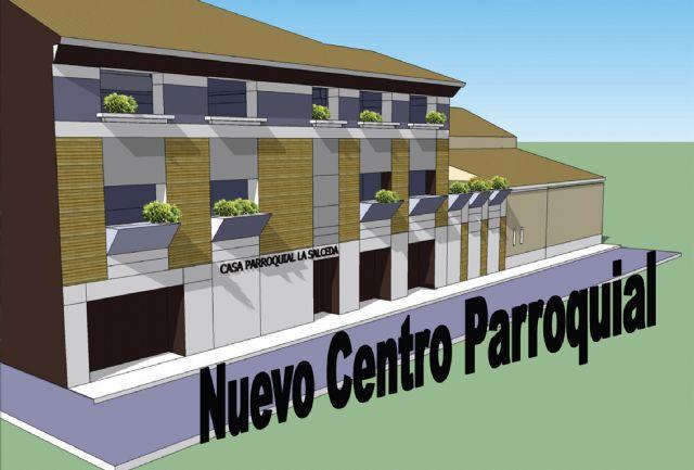 Cena benéfica para la construcción de la futura Casa Parroquial de Las Torres de Cotillas - 1, Foto 1