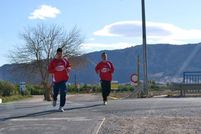 La plantilla de ElPozo Murcia realiza carrera continua por el Río Segura - 4, Foto 4