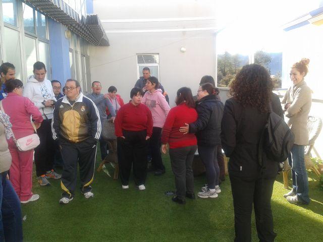 El centro de día de personas con discapacidad intelectual impulsa la 'escuela de familia' - 1, Foto 1