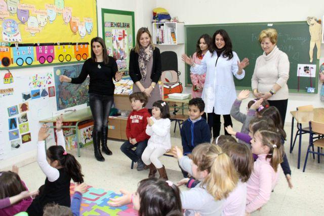 El colegio Basilio Sáez, pionero en la puesta en marcha del programa de inmersión ligüistica en educación Infantil - 2, Foto 2
