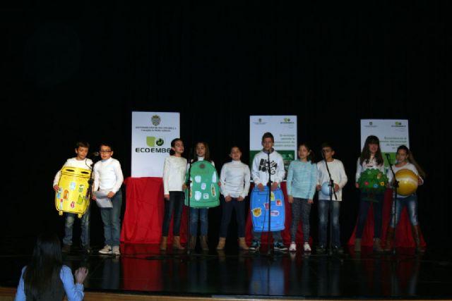 Final del Concurso de ECOEMBES en Alcantarilla - 2, Foto 2