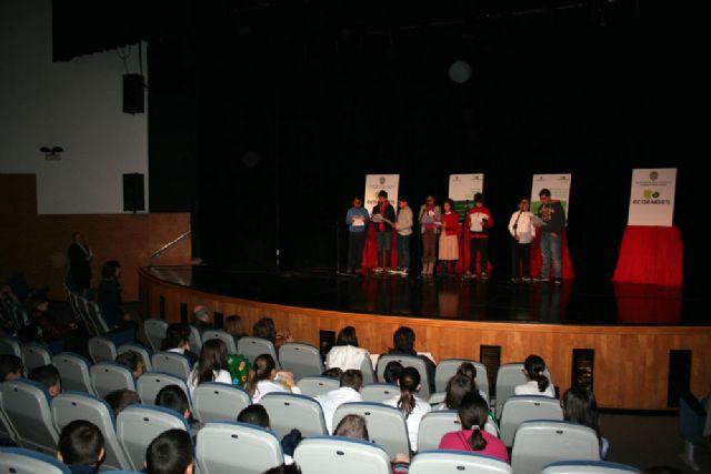 Final del Concurso de ECOEMBES en Alcantarilla - 3, Foto 3
