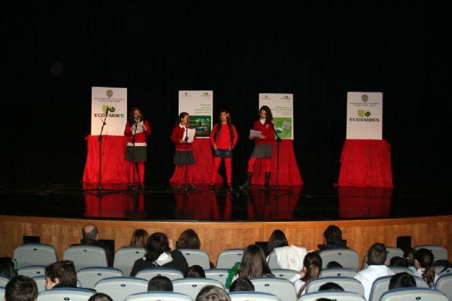 Final del Concurso de ECOEMBES en Alcantarilla - 4, Foto 4
