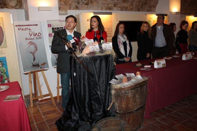 Arranca la Ruta Gastronómica 'TapaWine' y con ella la Fiesta del Vino en un mes repleto de actividades en Bullas - 2, Foto 2