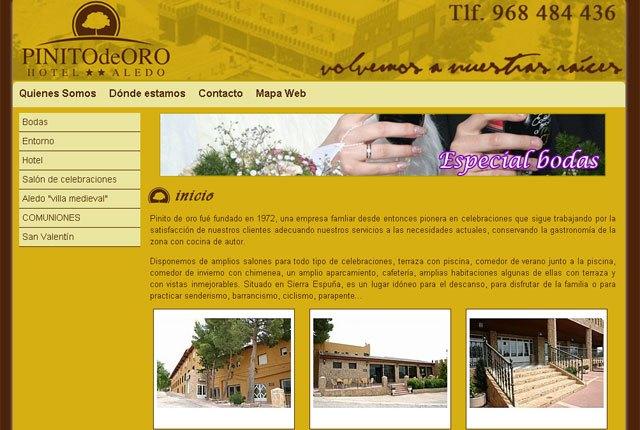 <a href=http://www.pinitodeoro.es target=_blank>www.pinitodeoro.es</a>, Foto 1