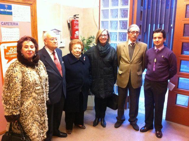 Los mayores de Santa Eulalia ya tienen a su Tío Blas y Candelaria - 1, Foto 1