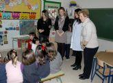 El colegio Basilio Sáez, pionero en la puesta en marcha del programa de inmersión ligüistica en educación Infantil