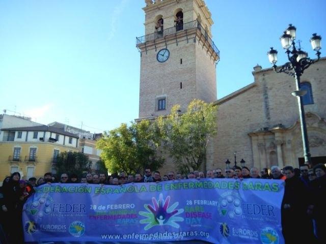 �xito en la IV Ruta Solidaria Totana - Sierra de Maria, Foto 1