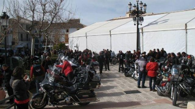 �xito en la IV Ruta Solidaria Totana - Sierra de Maria, Foto 2
