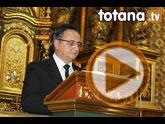 Antonio Martínez Belchí juró su cargo de Presidente del Ilustre Cabildo Superior de Procesiones de Totana