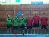 Resultados fin de semana club Club Totana TM. 2ª nacional. El Palmar 5 - Totana TM 1