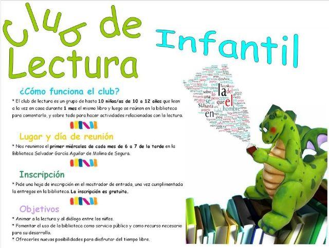 La Biblioteca Salvador García Aguilar inaugura un nuevo Club de Lectura Infantil para niños de 10 a 12 años - 1, Foto 1