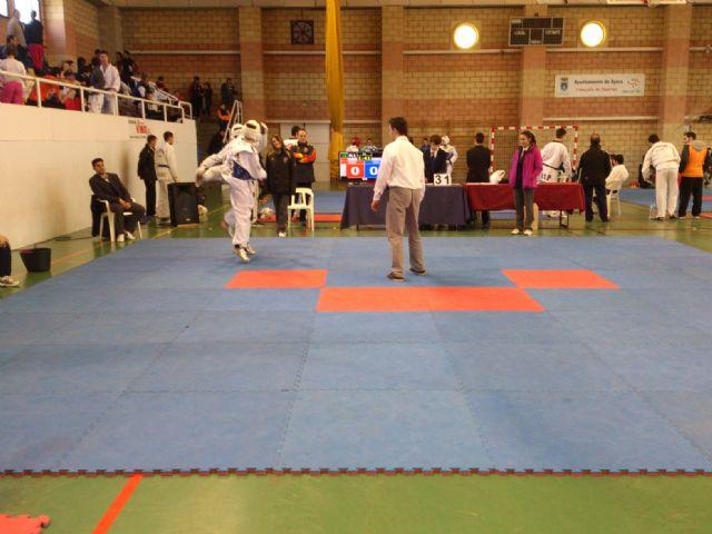 Éxito del Club Budoka en la II Jornada de la Liga Valenciana de Taekwondo - 2, Foto 2