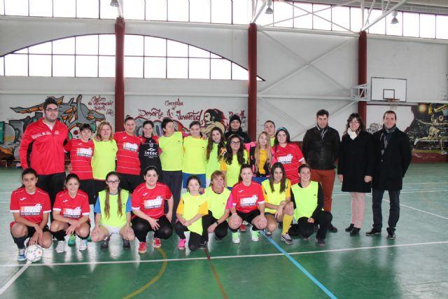 Encuentro deportivo entre los municipios de Archena y Alcaraz para el futuro hermanamiento de estas poblaciones - 1, Foto 1
