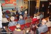 Conferencia sobre Los orígenes de la organización socialista en Totana